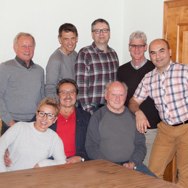 2017 Vorstandsphoto neu